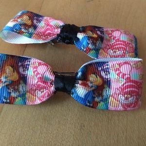 Accessories - Alice in Wonderland hair bows set